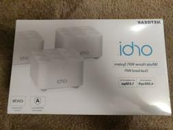 NETGEAR Orbi AC WiFi System whole home RBK13-100NAS RBK-13
