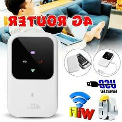 Portable 4G WIFI Router SIM LTE 150Mbps Mobile Broadband Hot