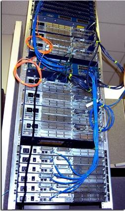 The Rack - Ultimate Cisco CCNA CCNP CCIE Dream Lab Training