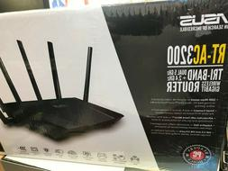 ASUS RT-AC3200 Tri-Band AC3200 Wireless Gigabit Router AiPro