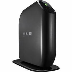 Belkin Surf N300 300 Mbps 4-Port 10/100 Wireless N Router  N