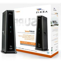 ARRIS - SURFboard DOCSIS 3.1 Cable Modem & Dual-Band Wi-Fi R