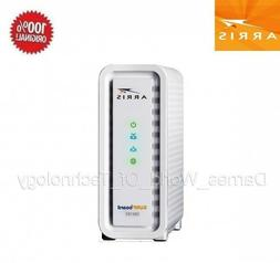 Arris SURFboard SB6183 DOCSIS 3.0 Cable Modem Download Speed