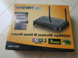 TRENDnet TEW-731BR 300Mbps Wireless N Home Router new