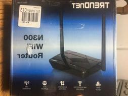 TRENDnet TEW-731BR Wireless N 300Mbps Home Router