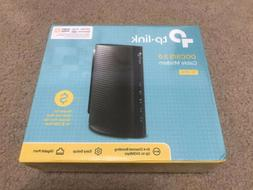 TP-LINK DOCSIS 3.0 Cable Modem - 1 x Network  - F-type - Gig