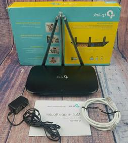 tp link n450 wifi router wireless internet