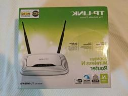 TP-Link TL-WR841N 5-Port 10/100 Wireless-N Router 2.4GHz 300