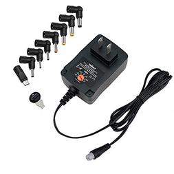 Belker Universal AC/DC Adapter Switching Power Supply for 3V