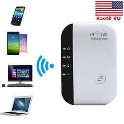 US 300Mbps Wireless 802.11 Wifi Repeater AP Router Signal Bo