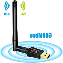 USB Wifi Adapter for Faster Wifi - USB Wifi Antenna for Lapt