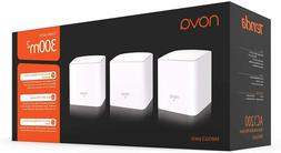 Whole Home Mesh WiFi System - Dual Band Gigabit AC1200 Route