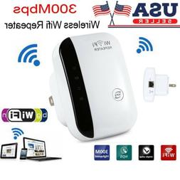 Wifi Repeater 300Mbps Wireless-N 802.11 AP Router Extender S