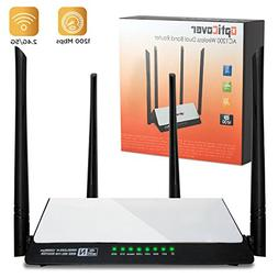 Wifi Router AC1200 Mbps - High-Speed Dual Band 2.4/5Ghz Gig