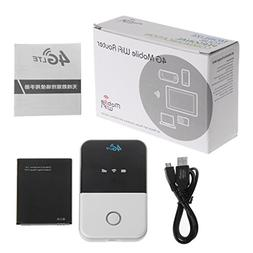 Yuly Newest WiFi Router Car Wireless WiFi Router with Sim Ca