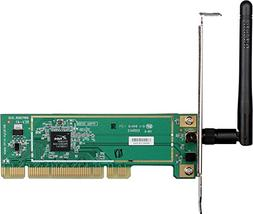 D-Link Wireless N-150 Mbps Desktop Wi-Fi PCI/PCIe Network Ad